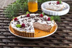 Gosta de tartes? :D Experimente esta tarte de iogurte stracciatella! Clique aqui para ver a receita: