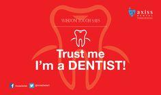 #DentalTreatment #Dentist #DentalCare #DentalDiseases #Teeth #DentalPain #DentalHelpline #ITrustAxissDental #DentalCheckUp