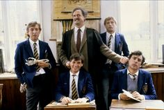 Monty Python's The Meaning of Life (1983) - Terry Jones, Eric Idle, Michael Palin, John Cleese & Graham Chapman