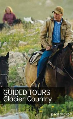 Take guided trips in Glacier Country, Montana | glaciermt.com
