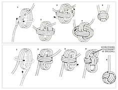 Znalezione obrazy dla zapytania gałka ze sznurka