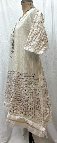 red thread poetry dress | by ruthrae