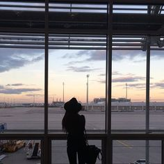 "A tear rolls down my cheek as they call for my flight ""goodbye"" I whisper at the view and get in the line to board the plane- Hayden"