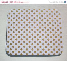 SALE  Mouse Pad mousepad / Mat  round or rectangle  by Laa766  chic / cute / preppy / laptop accessory / desk, computer accessory / office decor / gift / patterned design / school