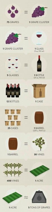 The mathematics of wine.
