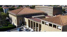 Aix-en-Provence - Bibliothèque de la faculté de droit - Drac Paca - Ministère de la Culture et de la Communication