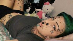 Floating Nomad Stretched Septum, Body Mods, Handsome, Plugs, People, Beauty, Beautiful, Body Modifications, Corks
