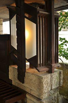 Jiyu Gakuen Girls' School. Tokyo, Japan. Frank Lloyd Wright. 1921 lσvє ▓▒░ ♥ #bluedivagal, bluedivadesigns.wordpress.com
