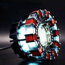 Image result for arc reactor