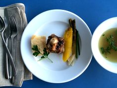 Ochsenschwanz asiatisch PURE FOOD by Romy Dollé