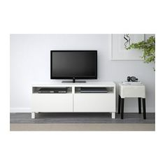 BESTÅ TV unit with drawers IKEA