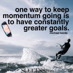 18 Motivational Quotes About Successful Goal Setting Goal Quotes, Motivational Quotes, Life Quotes, Inspirational Quotes, Motivation Goals, Monday Motivation, Discipline Quotes, Surfing Quotes, Confidence Quotes