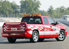 2003 Chevrolet Silverado SS Pace Truck Chevy Silverado Ss, Chevrolet Trucks, Safety, Medical, Cars, Security Guard, Medicine, Autos, Car