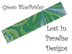peyote stitch pattern