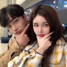 New Baby Girl Cute Ulzzang Ideas Mode Ulzzang, Korean Ulzzang, Ulzzang Girl, Couple Aesthetic, Korean Aesthetic, Cute Korean, Korean Girl, Couple Ulzzang, Korean Best Friends