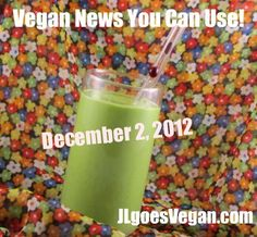 This week in vegan news you can use: Ellen and eggs, the Dalai Lama wants you to go vegetarian and Tal Ronnen offers tips to put taste into your vegan cooking.