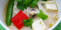 Spring Vegetable Thai Curry Soup Recipes | Food Network Canada