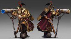 Visionneuse d'images du jeu Warhammer: Storm of Magic Warhammer Empire, Warhammer Art, Warhammer Fantasy, Landsknecht, Fantasy Illustration, Bioshock, Cthulhu, Rogues, Magick