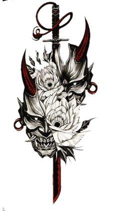 Cool Arm Tattoos, Best Sleeve Tattoos, Tattoo Sleeve Designs, Forearm Tattoos, Tattoo Designs Men, Black Tattoos, Body Art Tattoos, Tattoos For Guys, Japan Tattoo Design