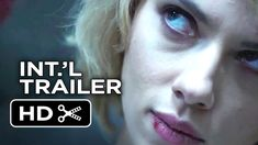 Scarlett Johansson becomes the smartest blonde you'll ever meet in a new 'Lucy' Int.'l Trailer