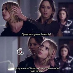A Hanna sendo a Hanna Kkk Hanna Marin, Hanna Pll, New Pretty Little Liars, Brenda Song, Memes, Ashley Benson, Music Tv, Series Movies, Best Shows Ever