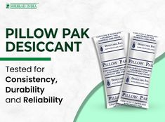 Pillow Paks are packaged in Tyvek material which is approved by USFDA. It is DMF-free, non-toxic and moisture-free so that it can be placed with moisture sensitive pharmaceutical products to extend the products' shelf life. We offer Pillow Paks as individual packs as well as in roll form. DM for inquiries Roll Forming, Packaging Solutions, Health Care, Moisturizer, Shelf Life, Free, Products, Moisturiser, Gadget