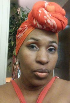 Orange Marmalade Mommy