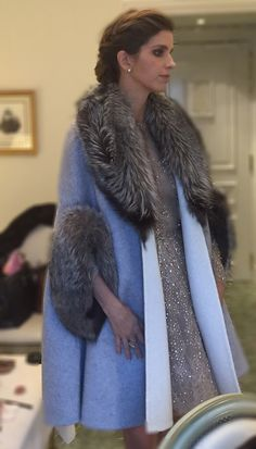 Knit Fashion, Fashion Looks, Womens Fashion, Fabulous Furs, Jackets For Women, Clothes For Women, Mode Inspiration, Elie Saab, Modest Fashion