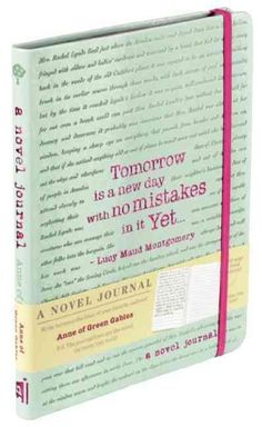 Anne Shirley was full of good advice and observations in Anne of Green Gables . Write down your own thoughts and experiences in the latest Novel Journal from Canterbury Classics! The entire text of th
