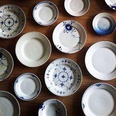 An impressive #RCcollection from @andsbjerg  #BlueFluted #BlueFlutedMega…