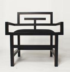 Oriental Chair #1 - Anouska Hempel