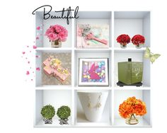 """""""Spring is just around the corner"""" by cindyanne-mroz-hernandez ❤ liked on Polyvore featuring interior, interiors, interior design, home, home decor, interior decorating, The French Bee, vintage and etsyfru"""