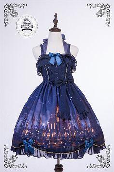 Precious Clove ~Rapunzel~ Lolita JSK - 4 Colors Available #140.99 - My Lolita Dress