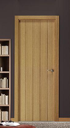 Puertas De Madera Modernas De Eurodoor Ofrece Un Extenso Catalogo De