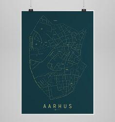 Aarhus - fås i flere farver | KLAM