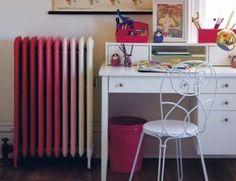 11 Ideas para cubrir radiadores