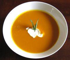 Eet goed, Voel je goed: Voedzame Wortelsoep