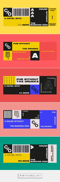 CENTRL on Behance. - a grouped images picture - Pin Them All Graphic Design Posters, Graphic Design Typography, Graphic Design Inspiration, Gfx Design, Layout Design, Brand Identity Design, Branding Design, Ticket Design, Typography Layout