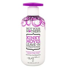 Kinky Moves Leave-In Conditioner | Not Your Mother's