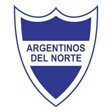 Argentino Del Norte Arg Argentina Escudo Y Futbol Argentino