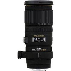 Sigma EX 70-200 mm/2,8 DG OS HSM Nikon product photo