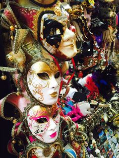 Venice, Italy - Colorful - Lovely - Carnival 2015
