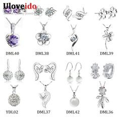 Find More Jewelry Sets Information about Women Crystal Necklace Jewelry Set Cheap Costume Wedding Jewelry Sets for Brides Necklace Earrings Heart Flower Animal Ulove DML,High Quality jewelry pendant settings,China jewelry shamballa Suppliers, Cheap jewelry snowflake from ULOVE Fashion Jewelry on Aliexpress.com