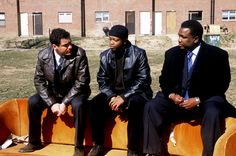 Everything I watched and read for a series on the police in American pop culture.
