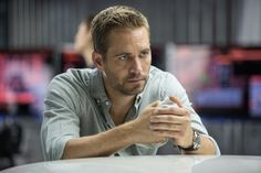 Paul Walker as Brian O'Conner in FAST AND FURIOUS 6 (2013).