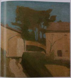 Giorgio Morandi, The Essence of the Landscape : Painting Perceptions
