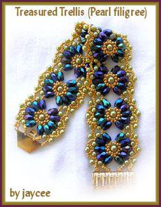 jayceepatterns.com: Treasured Trellis B&B June 2011