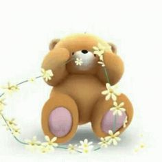 The perfect Forever Friends Bear Animated GIF for your conversation. Discover and Share the best GIFs on Tenor. Teddy Bear Cartoon, Cute Teddy Bears, Animated Emoticons, Animated Gif, Funny Emoticons, Cartoon Pics, Cute Cartoon, Teddy Bear Pictures, Friends Gif