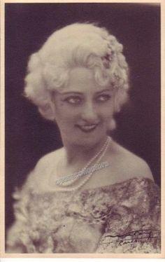 #13dic #1973 #París fallece Fanny Heldy, soprano belga