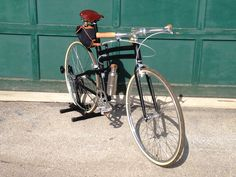 The Beagle Bicycle Co. Montague Boston Frame.